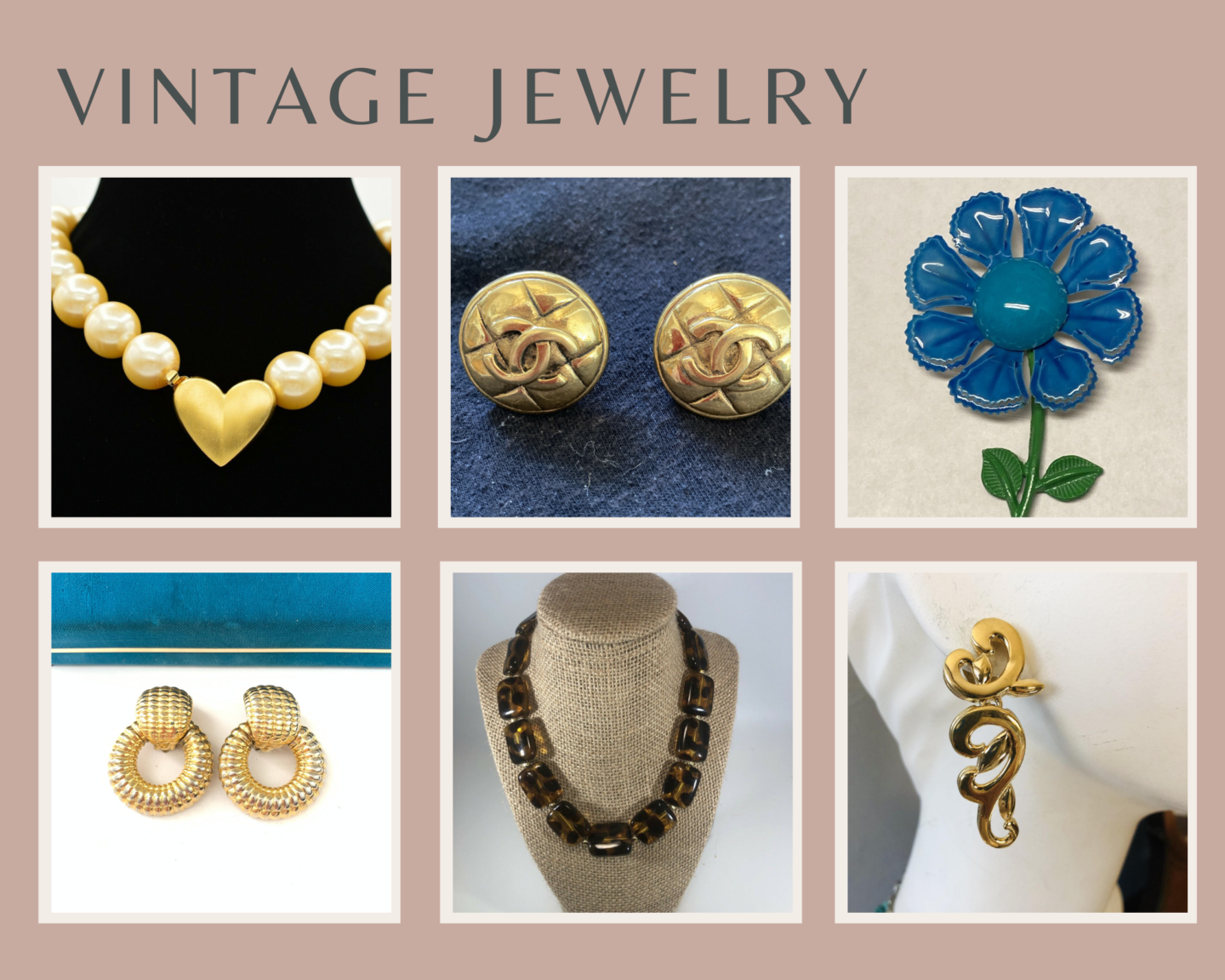 vintage jewelry gift guide