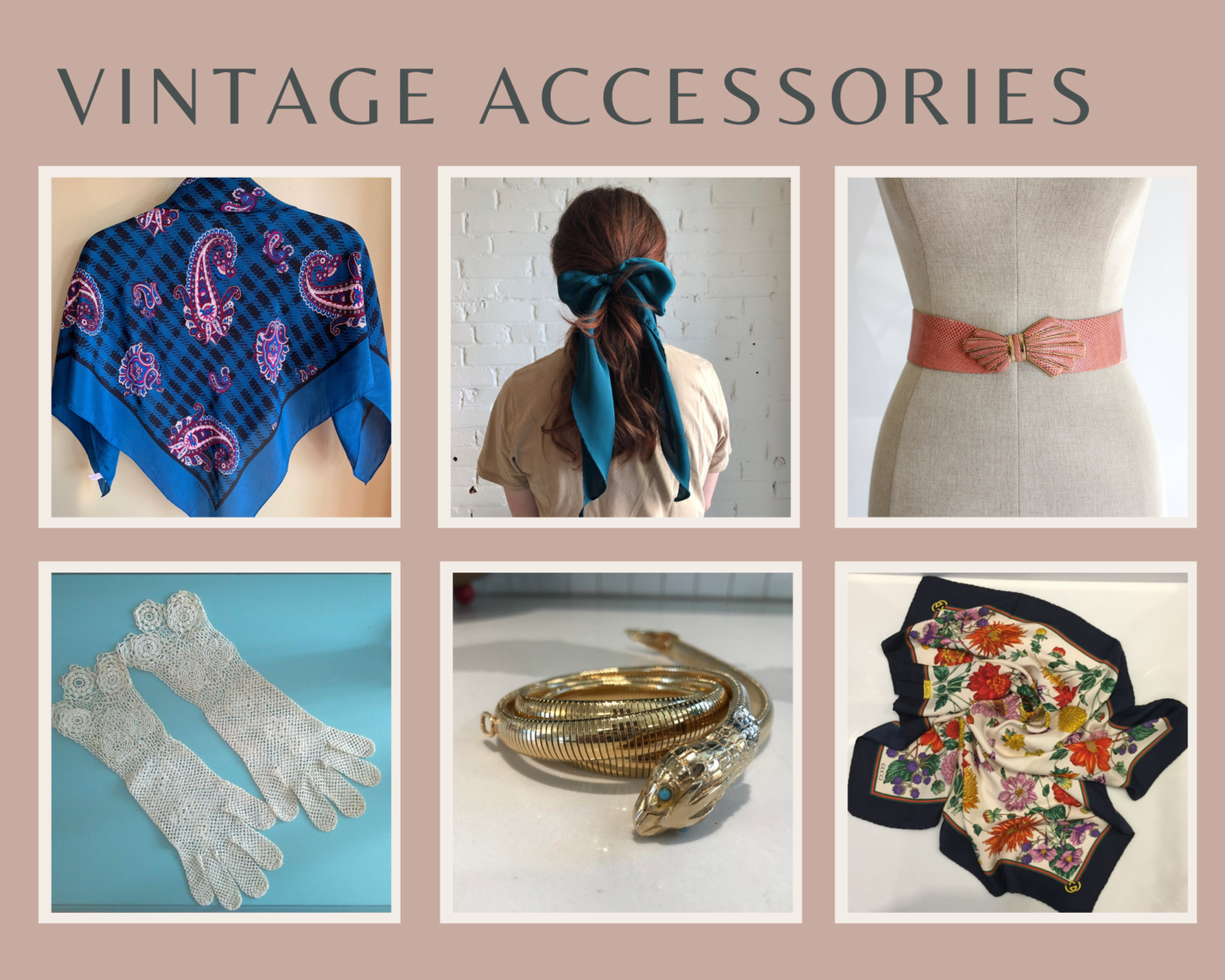 vintage accessories gift guide